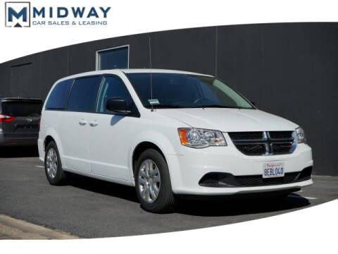 2018 Dodge Grand Caravan for sale in Los Angeles, CA