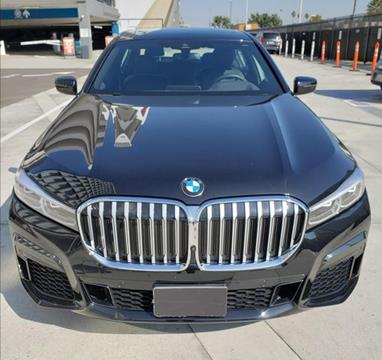 2020 BMW 7 Series for sale in Los Angeles, CA