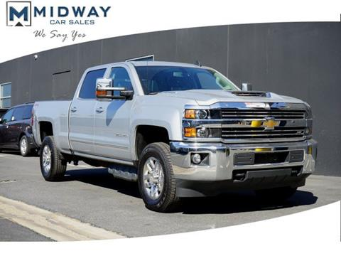2018 Chevrolet Silverado 2500HD for sale in Los Angeles, CA