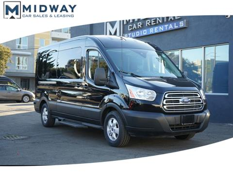 2019 Ford Transit Passenger for sale in Los Angeles, CA
