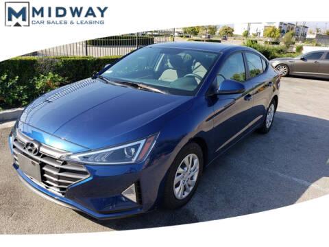 2019 Hyundai Elantra for sale in Los Angeles, CA