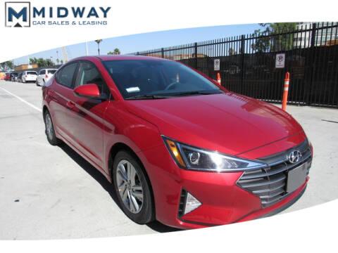 2020 Hyundai Elantra for sale in Los Angeles, CA