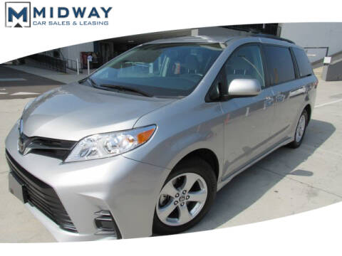 2019 Toyota Sienna for sale in Los Angeles, CA