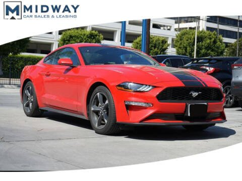 2020 Ford Mustang for sale at BuyMCar.com in Los Angeles CA