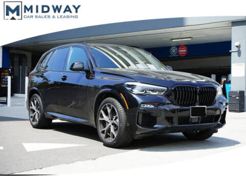 2020 BMW X5 sDrive40i for sale at BuyMCar.com in Los Angeles CA