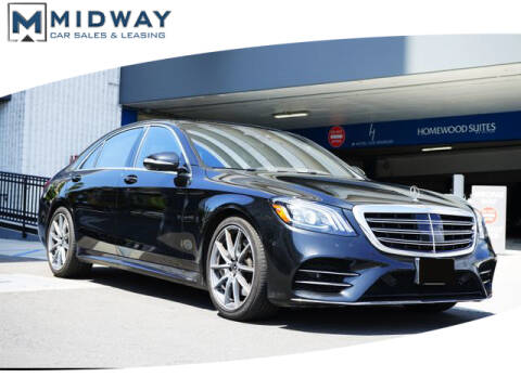 2019 Mercedes-Benz S-Class S 560 for sale at BuyMCar.com in Los Angeles CA