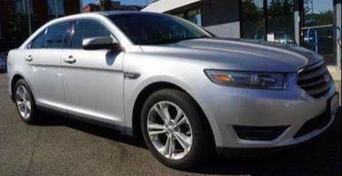 2013 Ford Taurus for sale in Los Angeles CA