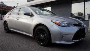 2016 Toyota Avalon for sale in Los Angeles, CA