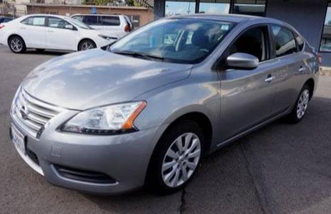 2014 Nissan Sentra for sale in Los Angeles CA