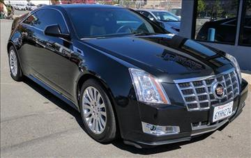 2014 Cadillac CTS for sale in Los Angeles, CA