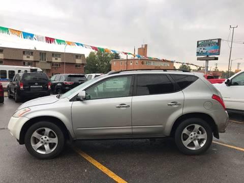 2003 Nissan Murano for sale in Denver, CO