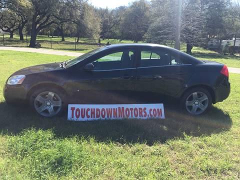 2009 Pontiac G6 for sale in San Marcos, TX