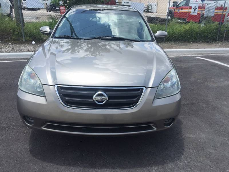 2002 Nissan Altima For Sale At Kinda Auto Sales Inc In Winter Park FL