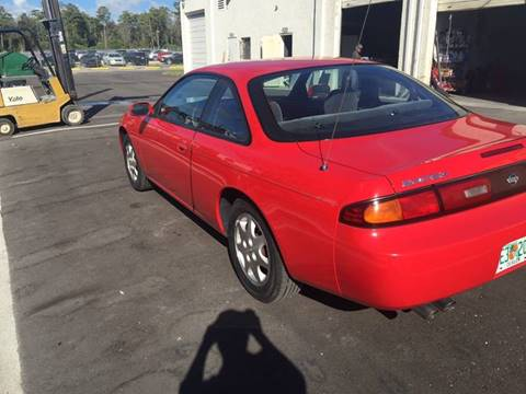 1995 Nissan 240SX For Sale In Winter Park, FL