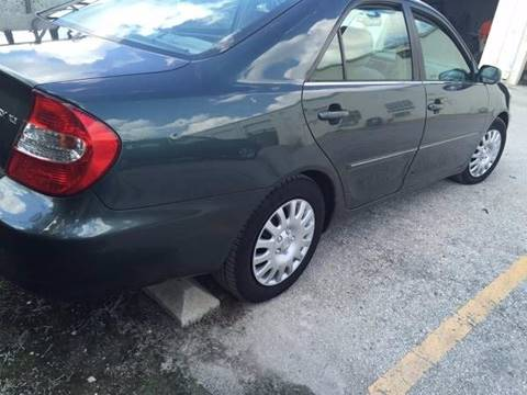 2002 Toyota Camry for sale in Winter Park, FL