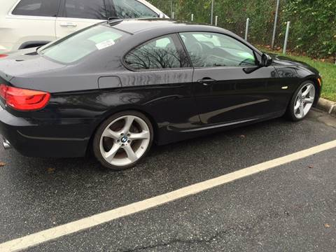 2013 BMW 3 Series for sale at Street Source Auto LLC in Hickory NC