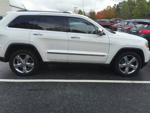 2011 Jeep Grand Cherokee for sale at Street Source Auto LLC in Hickory NC