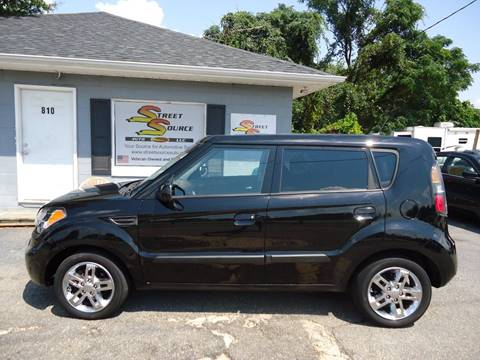 2010 Kia Soul for sale at Street Source Auto LLC in Hickory NC