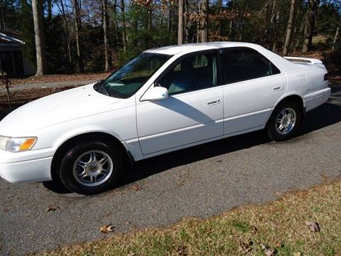 1999 Toyota Camry for sale at Street Source Auto LLC in Hickory NC