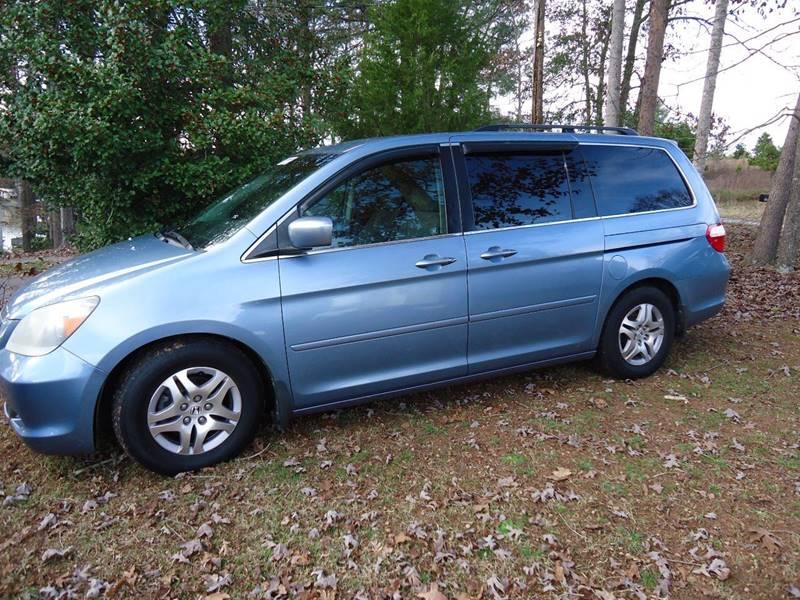 2005 Honda Odyssey EX 4dr Mini Van   Hickory NC