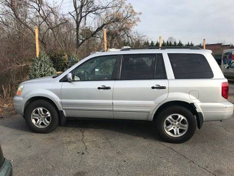 2005 Honda Pilot for sale at Street Source Auto LLC in Hickory NC