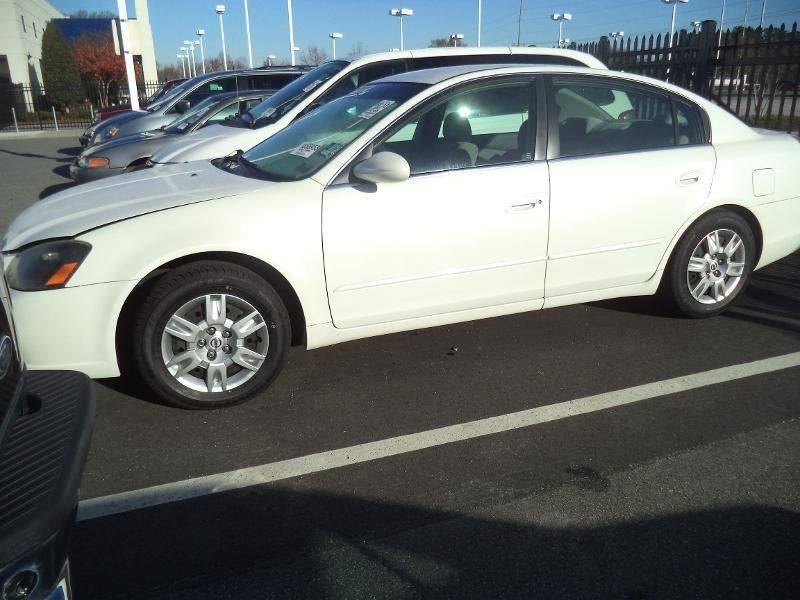 2005 Nissan Altima for sale at Street Source Auto LLC in Hickory NC