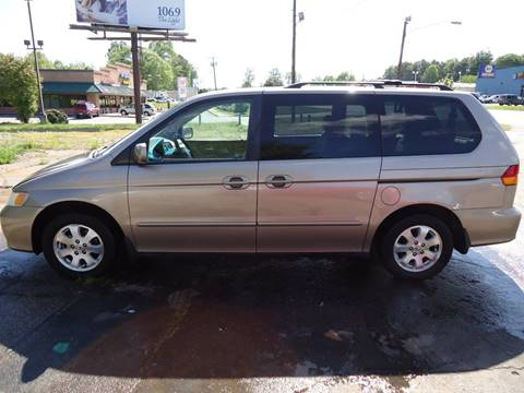 2004 Honda Odyssey for sale at Street Source Auto LLC in Hickory NC