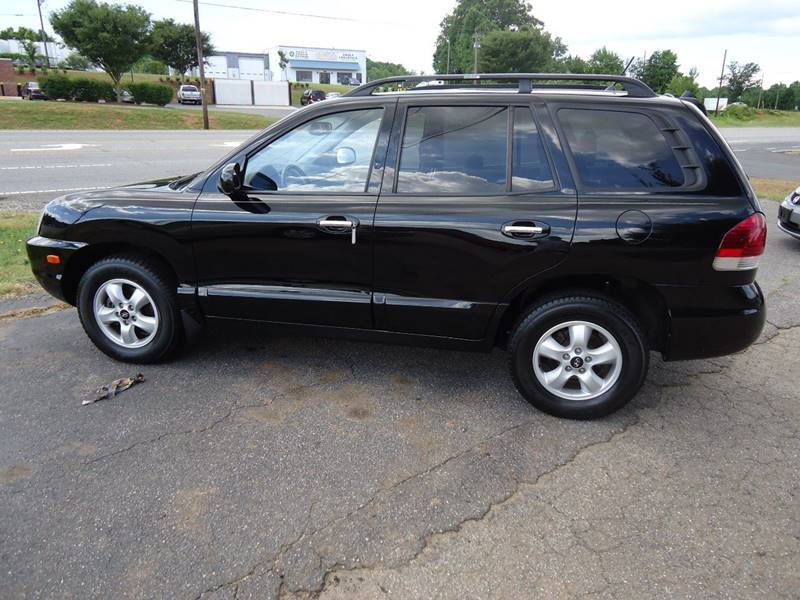 2006 hyundai santa fe awd limited 4dr suv in hickory nc. Black Bedroom Furniture Sets. Home Design Ideas