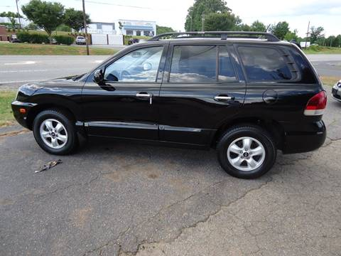 2006 Hyundai Santa Fe for sale at Street Source Auto LLC in Hickory NC