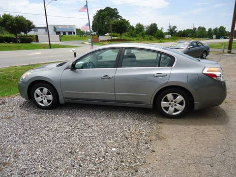 2008 Nissan Altima for sale at Street Source Auto LLC in Hickory NC