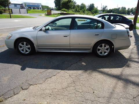 2003 Nissan Altima for sale at Street Source Auto LLC in Hickory NC