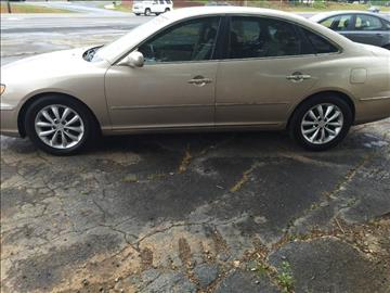 2006 Hyundai Azera for sale at Street Source Auto LLC in Hickory NC