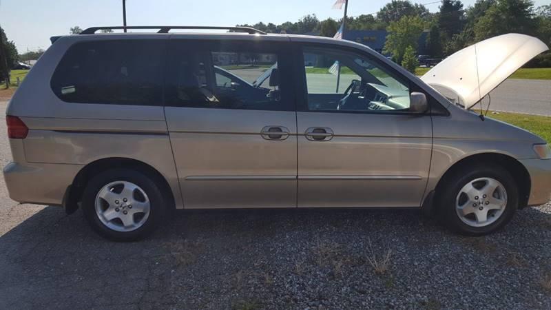 2001 Honda Odyssey EX 4dr Mini Van   Hickory NC
