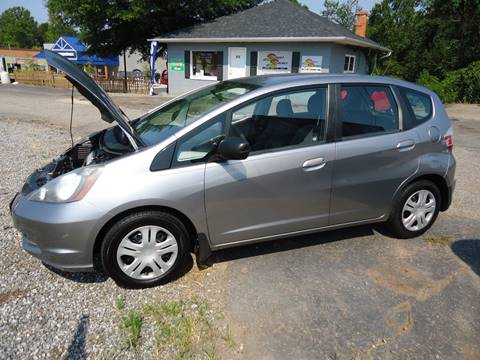 2009 Honda Fit for sale at Street Source Auto LLC in Hickory NC