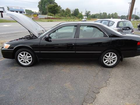 2000 Toyota Camry for sale at Street Source Auto LLC in Hickory NC