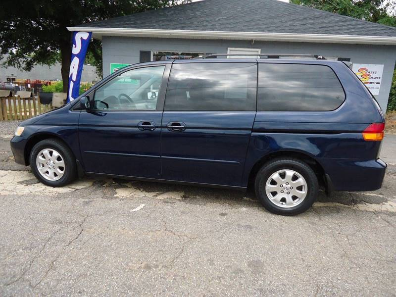 2004 Honda Odyssey EX 4dr Mini Van   Hickory NC