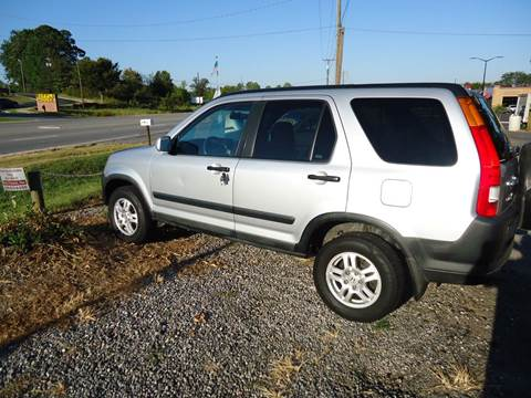 2003 Honda CR-V for sale at Street Source Auto LLC in Hickory NC