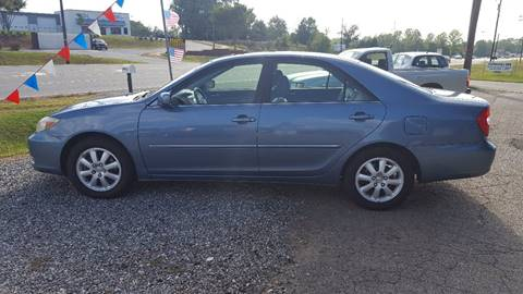 2002 Toyota Camry for sale at Street Source Auto LLC in Hickory NC