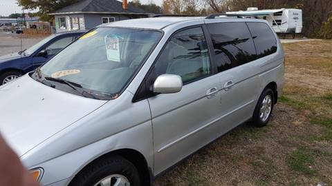2002 Honda Odyssey for sale at Street Source Auto LLC in Hickory NC