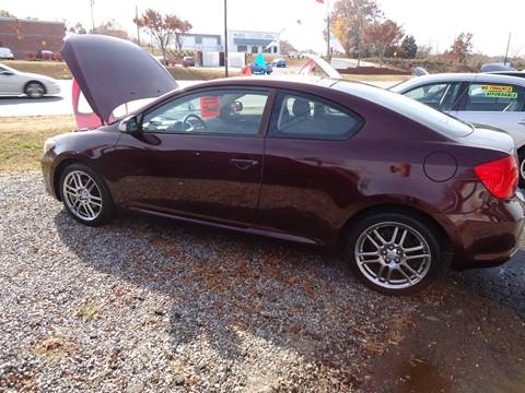 2005 Scion tC for sale at Street Source Auto LLC in Hickory NC
