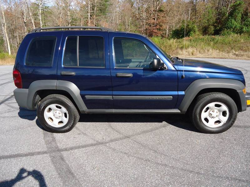 2007 Jeep Liberty Sport 4dr SUV 4WD   Hickory NC