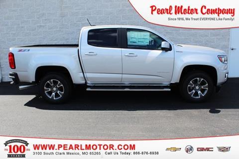 2018 Chevrolet Colorado for sale in Mexico MO