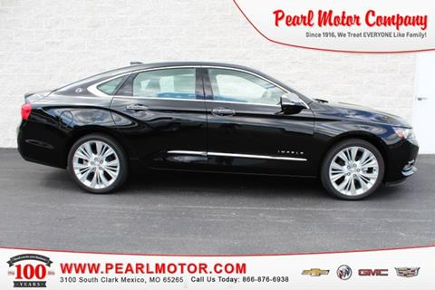 2018 Chevrolet Impala for sale in Mexico, MO