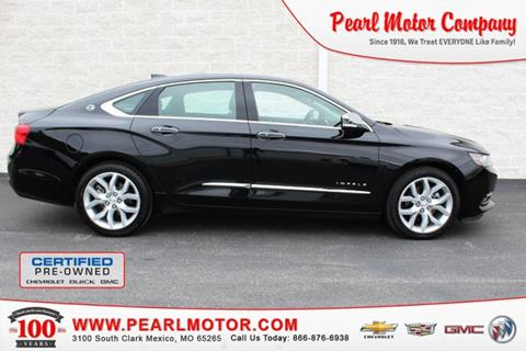 2017 Chevrolet Impala for sale in Mexico, MO