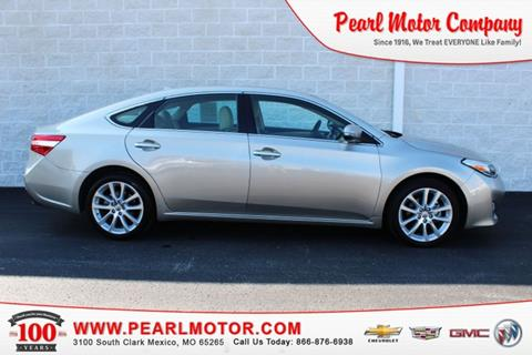 2013 Toyota Avalon for sale in Mexico MO