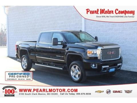 2015 GMC Sierra 2500HD for sale in Mexico, MO