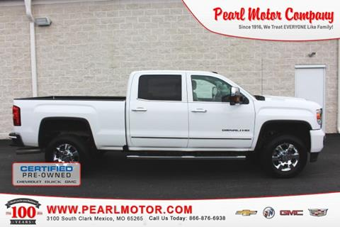 2017 GMC Sierra 3500HD for sale in Mexico, MO