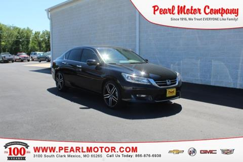 2015 Honda Accord for sale in Mexico, MO