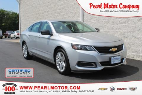 2015 Chevrolet Impala for sale in Mexico, MO