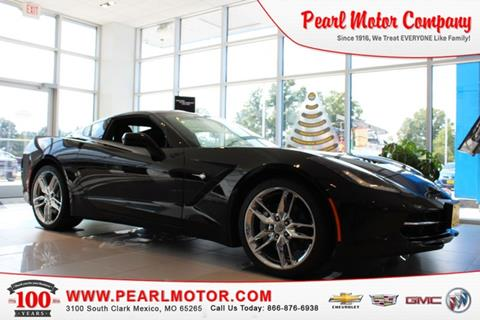2017 Chevrolet Corvette for sale in Mexico, MO